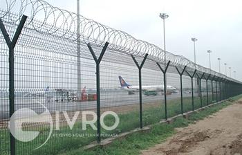 Pagar Wiremesh Bandara