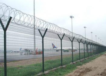 Pabrik Pagar Wiremesh Bandara