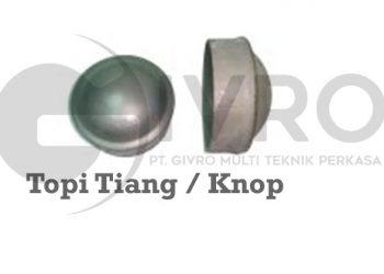 Jual Topi Tiang / Knop Harga Pabrik